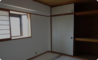 和室を洋室にしたい
