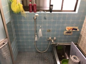 タイルのお風呂2