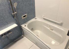 タイルのお風呂からユニットバスへの入替
